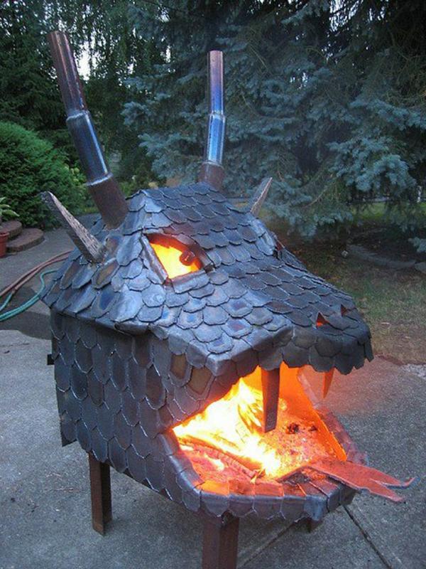 Feuerstelle Designs Die Sie Einfach Faszinieren