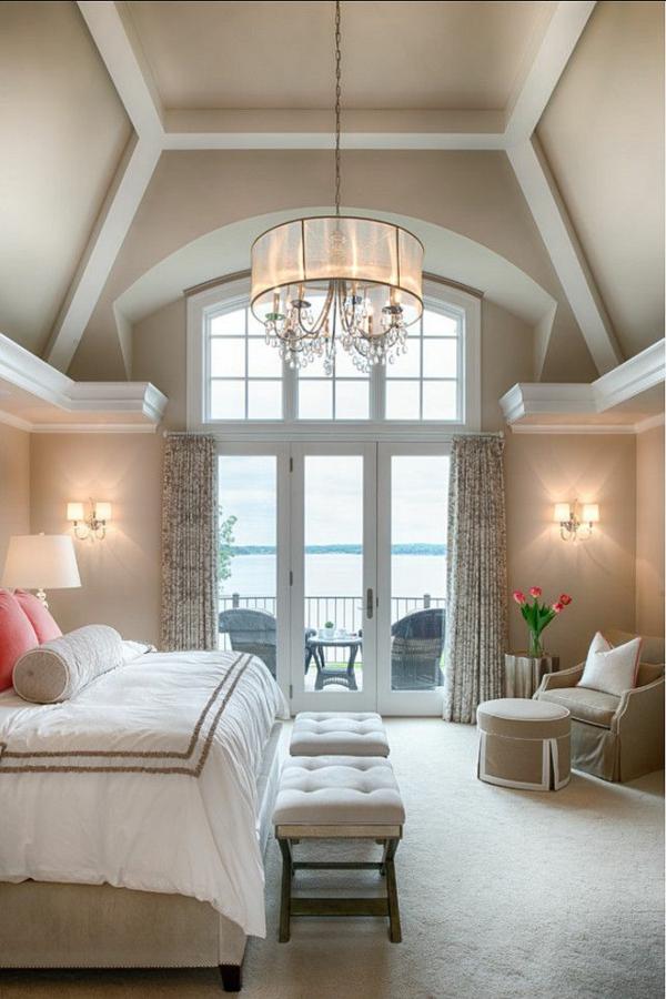 Schlafzimmer Farben Wirkung : Schlafzimmer Rosa Wirkung  Einrichtungsideen Schlafzimmer