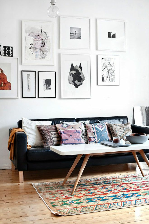 wohnzimmer möbel modern trendy