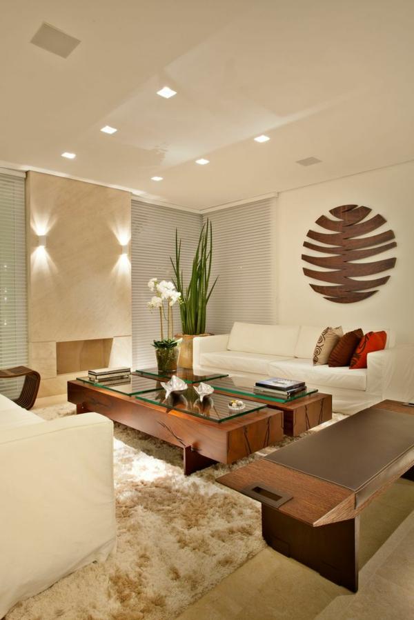 Wohnzimmer Beleuchtung Modern – Bigschool.Info