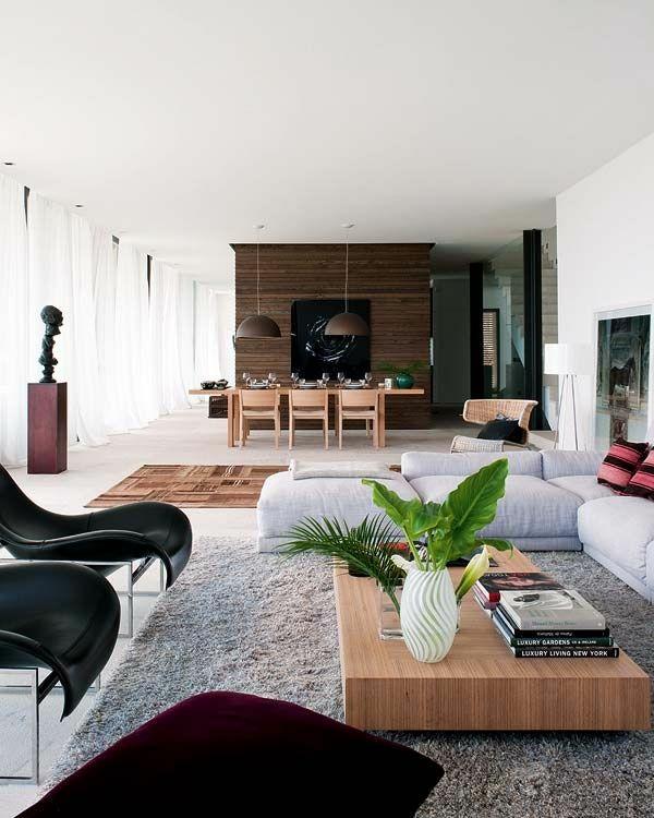 100 Einrichtungsideen Für Moderne Wohnzimmermöbel ...