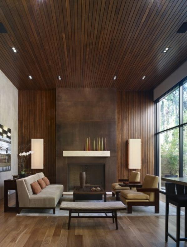 100 einrichtungsideen für moderne wohnzimmermöbel - Wohnzimmer Modern Holz