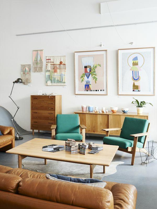 einrichtungsideen wohnzimmer möbel modern trendy