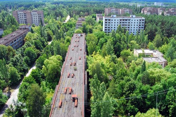 erde natur und mensch naturbilder pripjat ukrainen