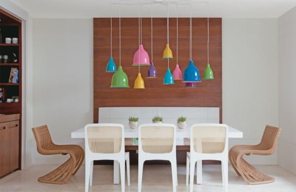 Esstisch stühle bunt  Esstisch mit Stühlen - schickes Mobiliar für Ihr stylisches und ...