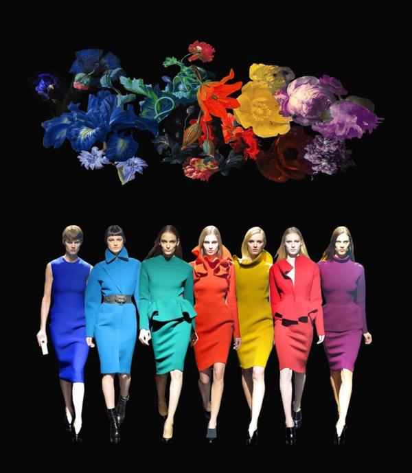 Trendfarben Herbst/Winter 2014/2015