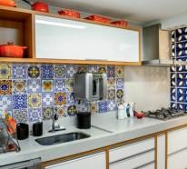 Fliesenspiegel Küche U2013 Praktische Und Moderne Küchenrückwände