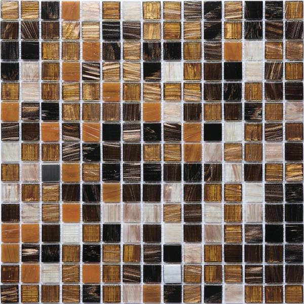 Fliesenspiegel Küche Rückwand Küche Küchenfliesen Mosaikfliesen Braun