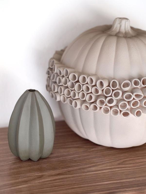 halloween deko kürbis verzieren