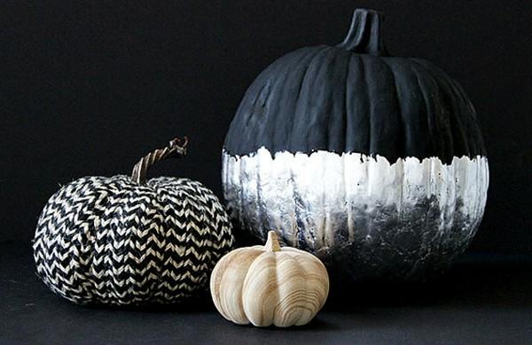 halloween k rbis schnitzen einen gruseligen halloween k rbis basteln freshideen 1. Black Bedroom Furniture Sets. Home Design Ideas