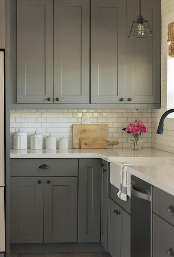 fliesenspiegel küche - praktische und moderne küchenrückwände, Hause ideen
