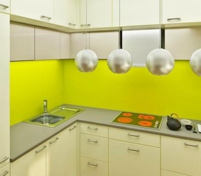 35 küchenrückwände aus glas - opulenter spritzschutz für die küche - Küche Fliesenspiegel Plexiglas