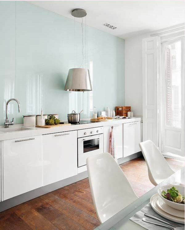 küchenrückwand plexiglas hell pflegeleicht küchenrückwand aus glas fliesenspiegel glas