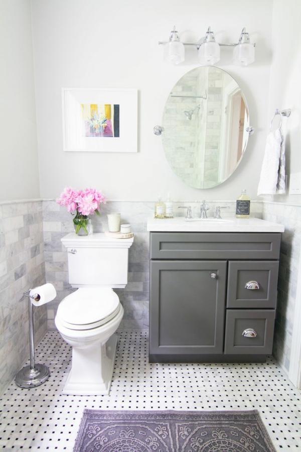 Kleines Bad Fliesen - Helle Fliesen Lassen Ihr Bad Größer Erscheinen Badezimmer Fliesen Muster