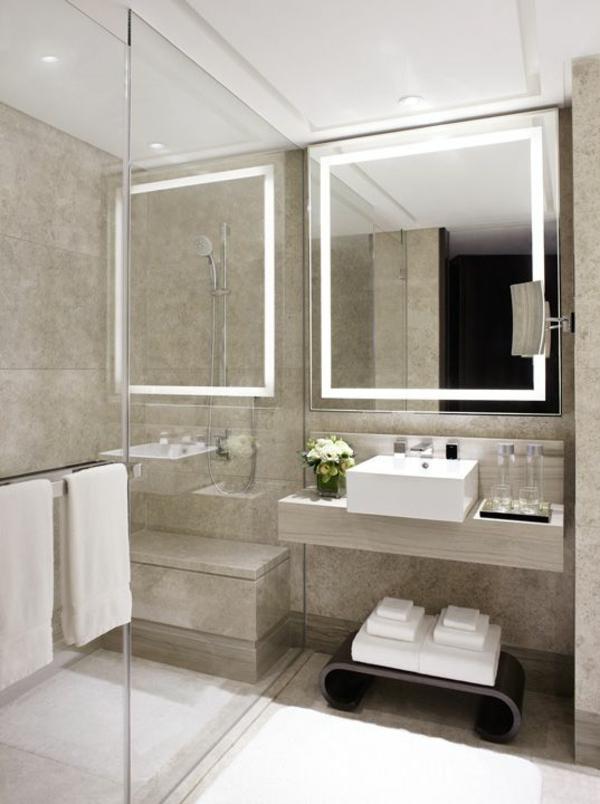 Kleines Bad Einrichten - Nehmen Sie Die Herausforderung An! Moderne Kleine Badezimmer