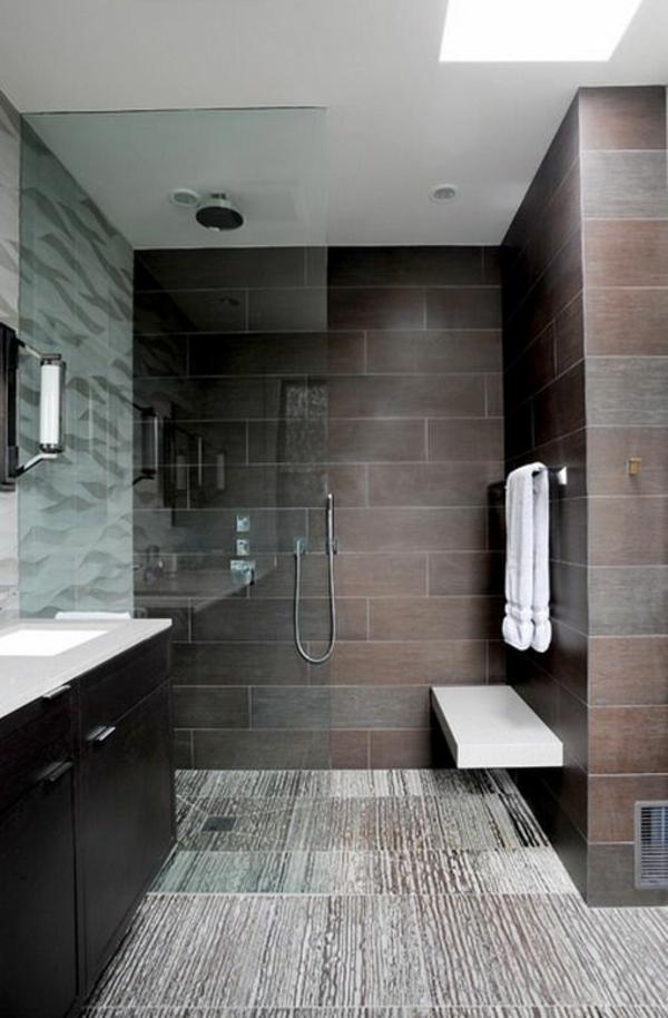 kleines bad fliesen - helle fliesen lassen ihr bad größer erscheinen, Badezimmer