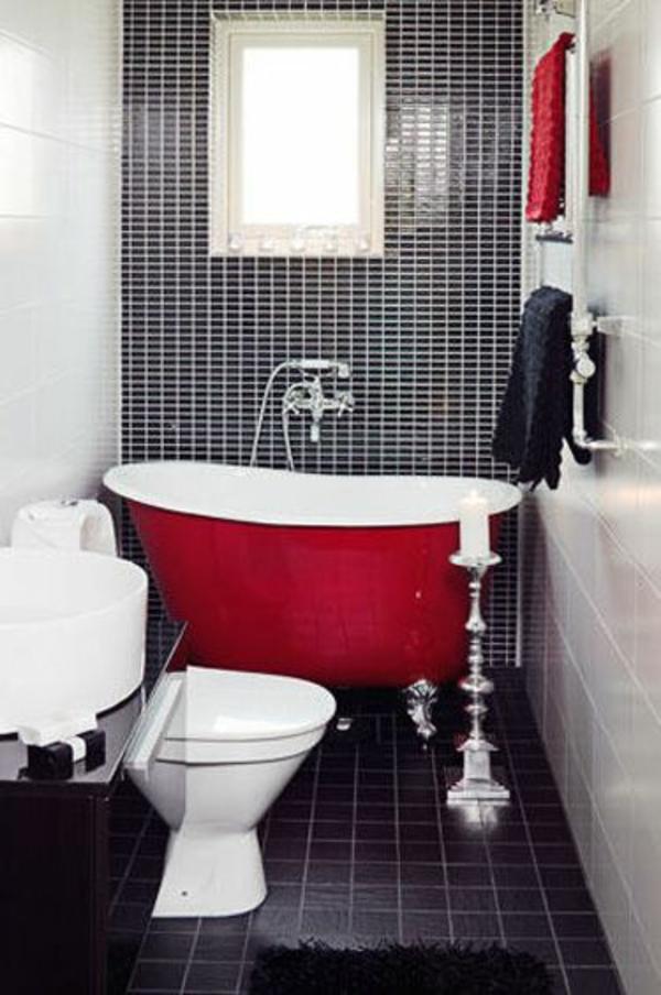 Kleines bad ideen platzsparende badm bel und viele - Amenagement d une petite salle de bain ...