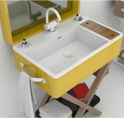 Kleines Bad Ideen Platzsparende Badmöbel Und Viele Clevere Lösungen - Kleine badezimmer losungen