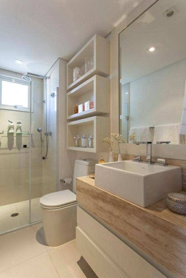 Kleines Bad Ideen - Platzsparende Badmöbel Und Viele Clevere Lösungen Ideen Kleines Badezimmer