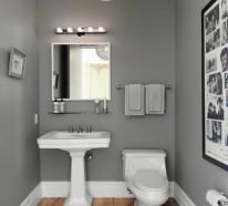 Badezimmer Streichen Ideen | Wandfarbe Badezimmer Frische Ideen Fur Kleine Raumlichkeiten