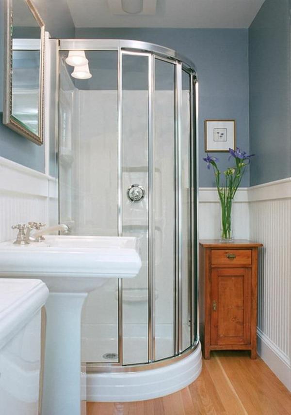 Kleines Bad Einrichten - Nehmen Sie Die Herausforderung An! Ideen Kleines Badezimmer