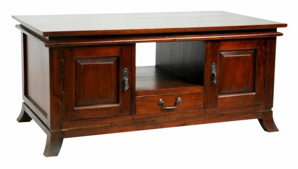 wohnzimmer kommode antik:kolonialmöbel holz kommode einrichtung wohnzimmer möbel antik möbel