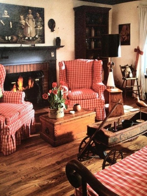 kolonialmöbel wohnzimmer einrichtung couchtisch holz holzboden