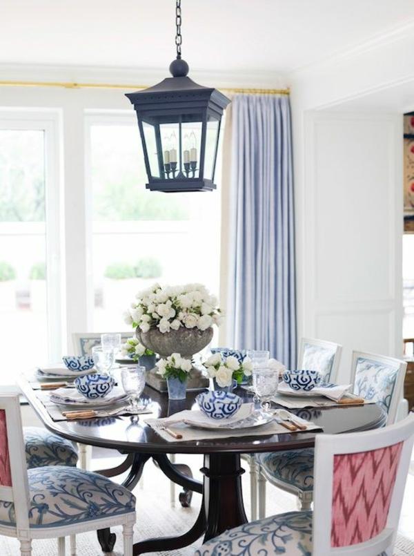pendelleuchte gardinen in lila fenster vorhänge schlafzimmer frisch