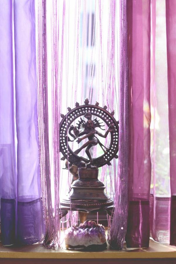symbole gardinen fenster vorhänge schlafzimmer nuancen
