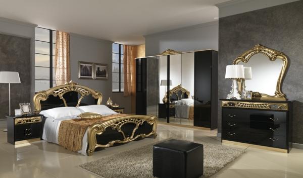 luxus schlafzimmer einrichtungsideen designer möbel