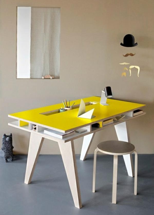 moderne pc tische möbeldesign computertische büroeinrichtung designer möbel