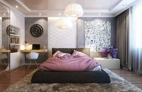 modernes schlafzimmer interieur reise | möbelideen - Modernes Schlafzimmer Interieur Reise
