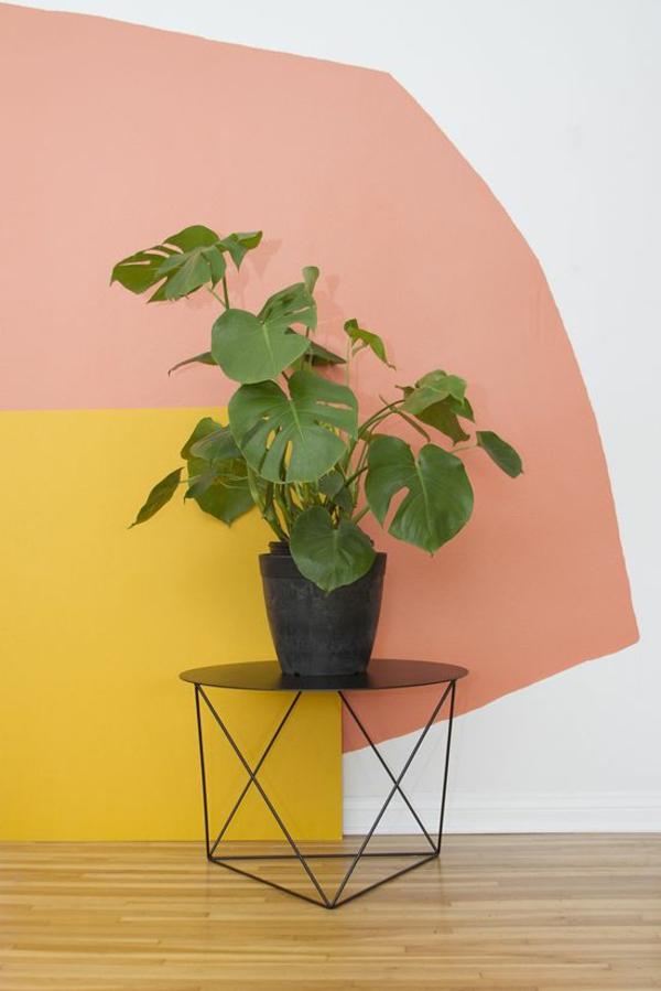 moderne wandgestaltung kreative ideen und beispiele. Black Bedroom Furniture Sets. Home Design Ideas