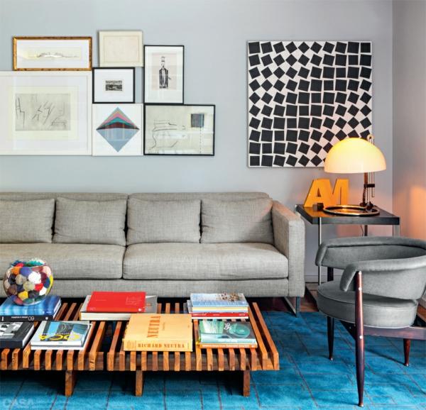 Moderne Wandgestaltung U2013 Kreative Ideen Und Beispiele ...