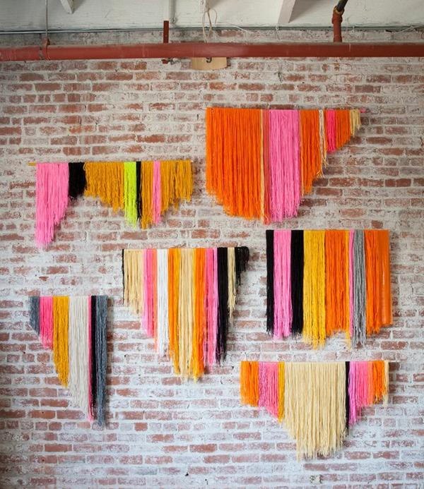 moderne wandgestaltung kreative ideen und beispiele