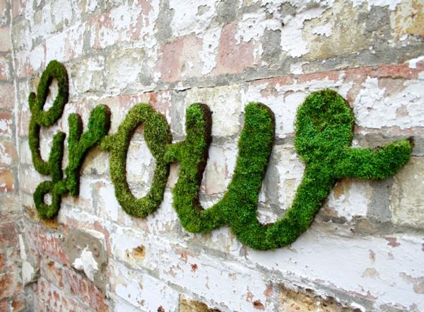 moos graffiti bilder graffiti erstellen grow graffiti künstlerin anna garforth