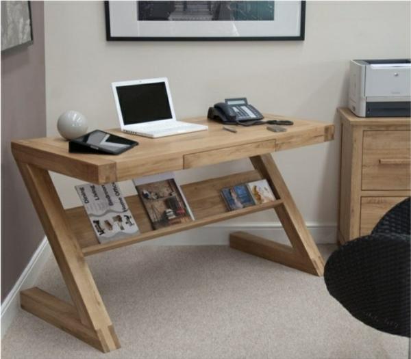 pc tische computertische büroeinrichtung heimbüro einrichten laptop holztisch