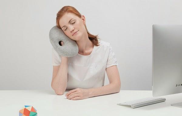 reisekissen designer kissen Ostrich Pillow Mini designer möbel