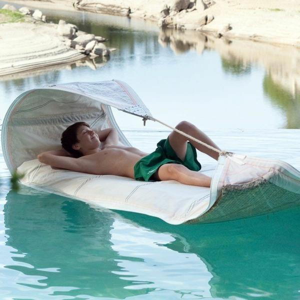 relaxliegen garten gartenpool designer möbel