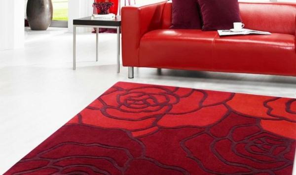 Rote teppiche f r etwas glamour zu hause - Conforama tappeti ...