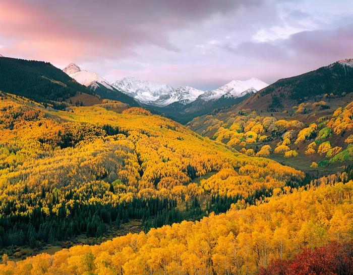 Schöne Landschaftsbilder  die Pracht der Natur zum