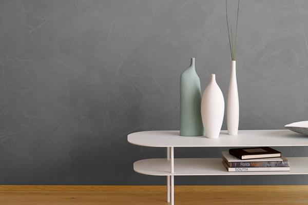 Beton Fußboden Streichen ~ Wandfarbe beton wie kann man eine betonwand streichen