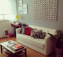 Wanddeko Wohnzimmer wandgestaltung wohnzimmer 20 kreative wanddeko ideen