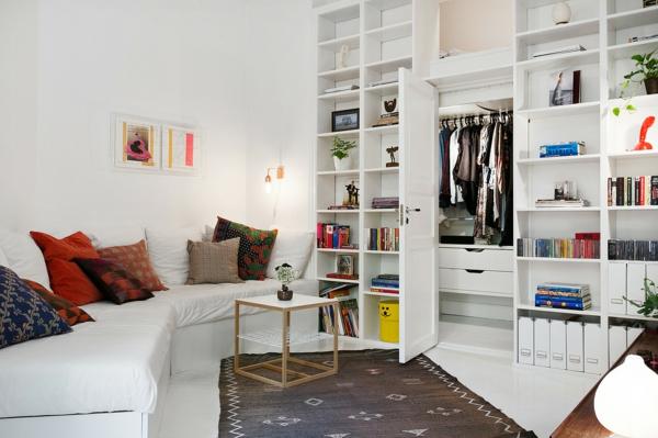 Skandinavisch einrichten manimalistisches design ist Agencement petit appartement