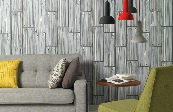 wandverkleidung aus unterschiedlichen materielien holz naturstein acryl granit und viel. Black Bedroom Furniture Sets. Home Design Ideas