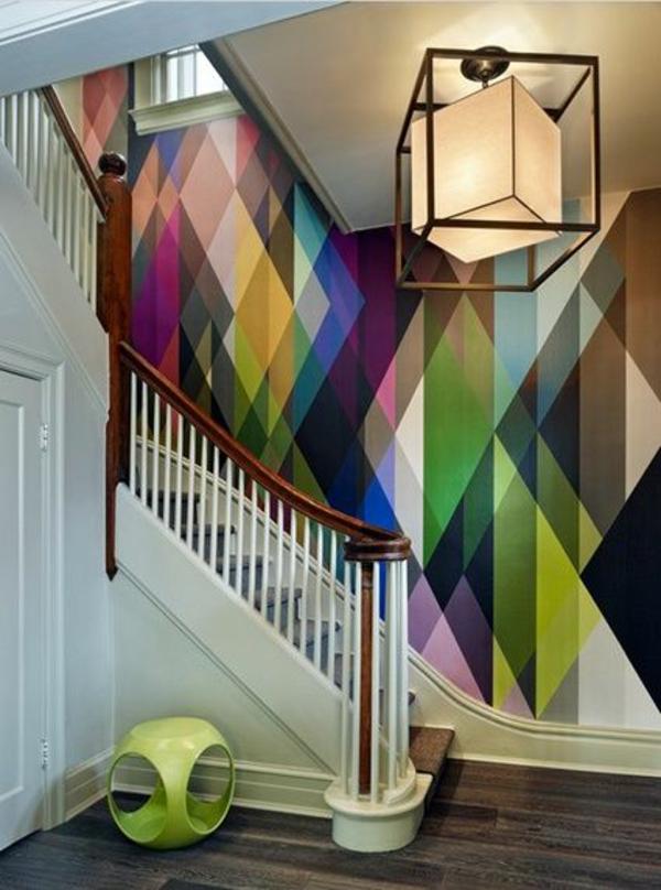 Wandtapeten F?r Wohnzimmer : Tapeten wohnzimmer beispiele : Wohnzimmer Wandgestaltung Ideen coole