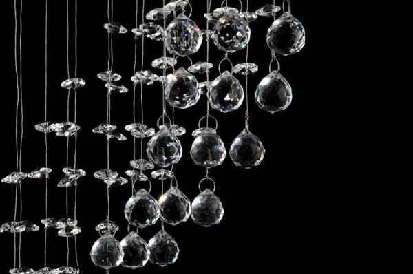 Wohnzimmerlampen Kronleuchter Schmuck Perlen
