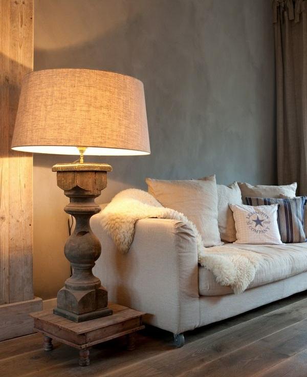 wohnzimmerlampen, die ihr ambiente schick und originell dekorieren, Wohnzimmer