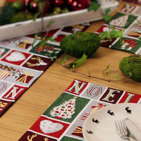 tich untereläufer Weihnachten Moderne Weihnachtsdeko spiele