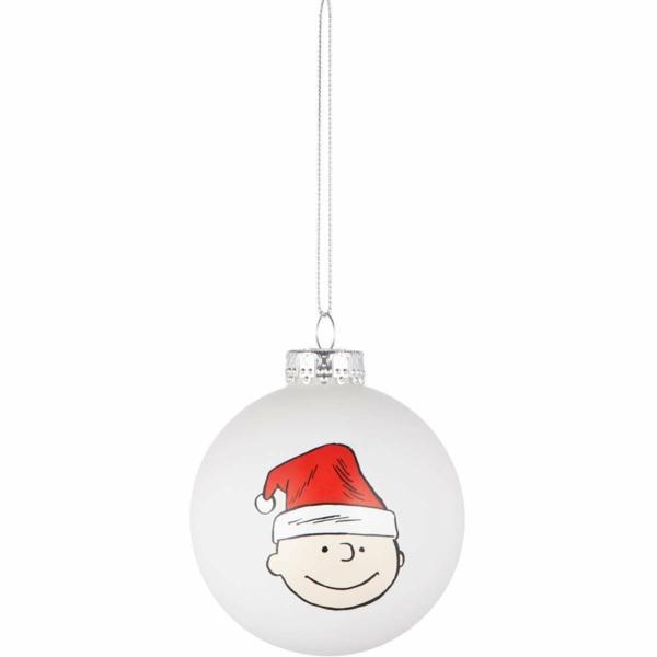 feiern Moderne Weihnachtsdeko weihnachtsmütze kugel